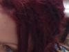 Nachher 2 - Dreadlocks gefärbt