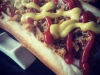Savory Frankfurt Hotdog