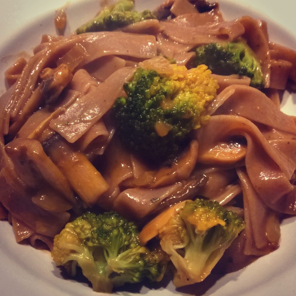 Brokkoli Champignon Rahm Rezept Vegan