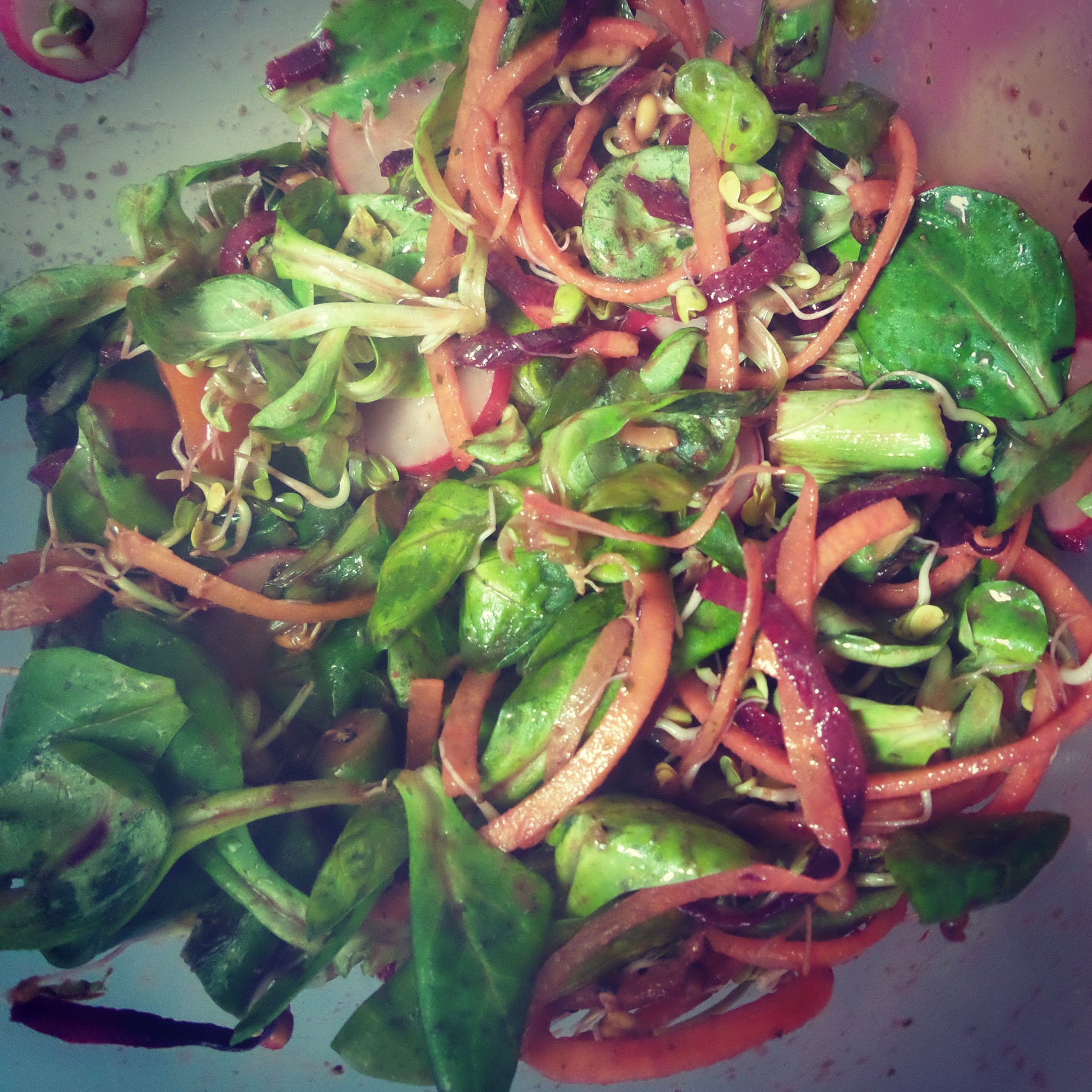 Rezept Spargel Salat
