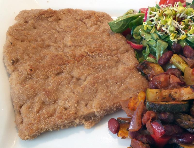 Rezept Schnitzel Vegan