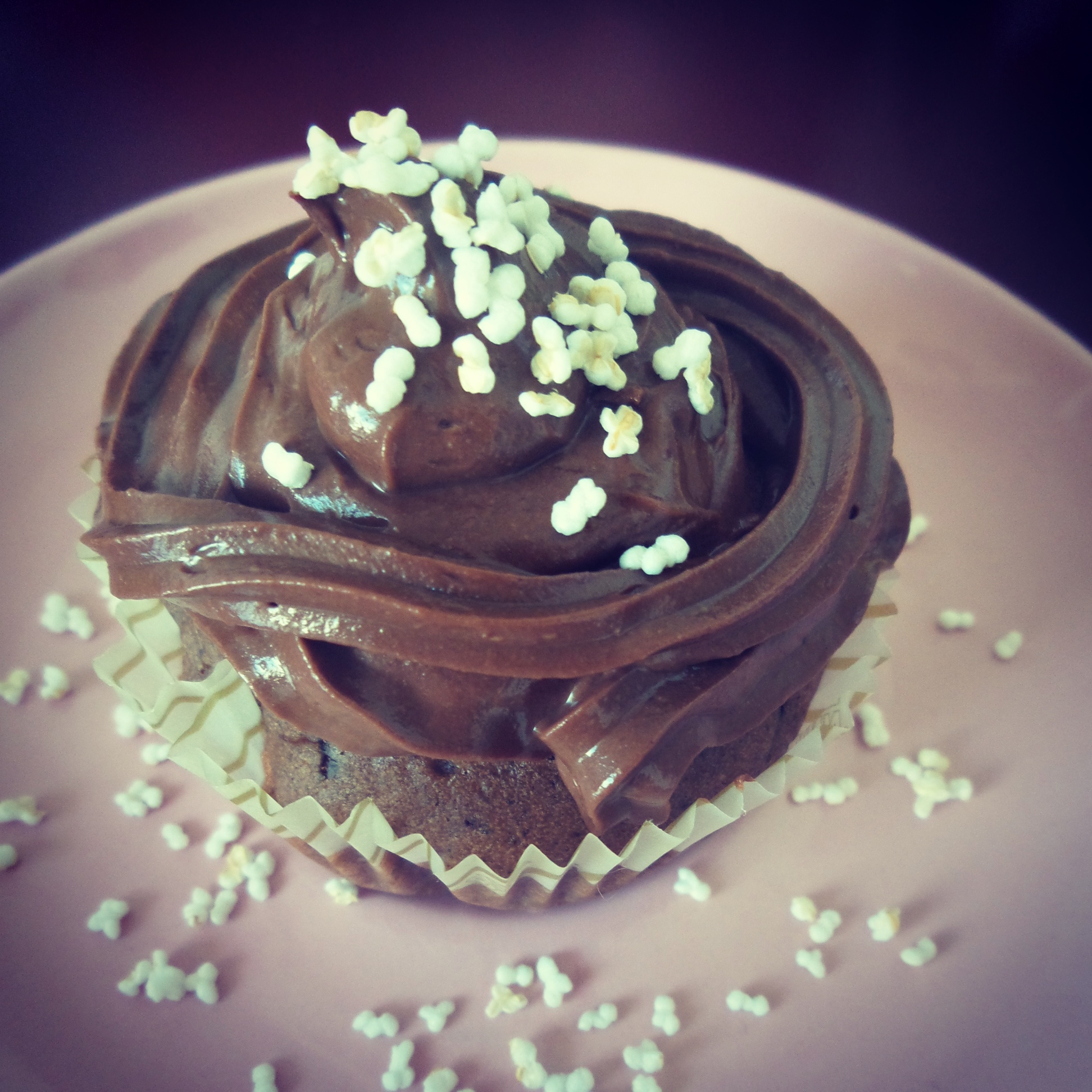 Schoko Cupcakes Vegan