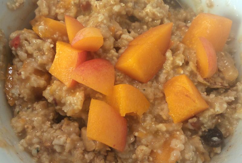 porridge vegan rezept