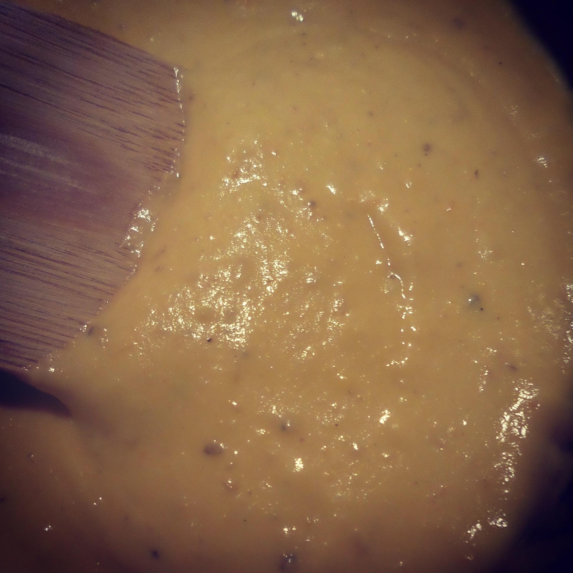 Rezept vegane Käsesoße