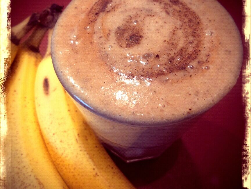 Rezept Bananenmilch vegan