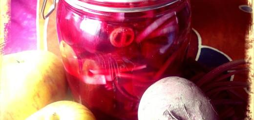 Rezept eingelegte Rote Bete