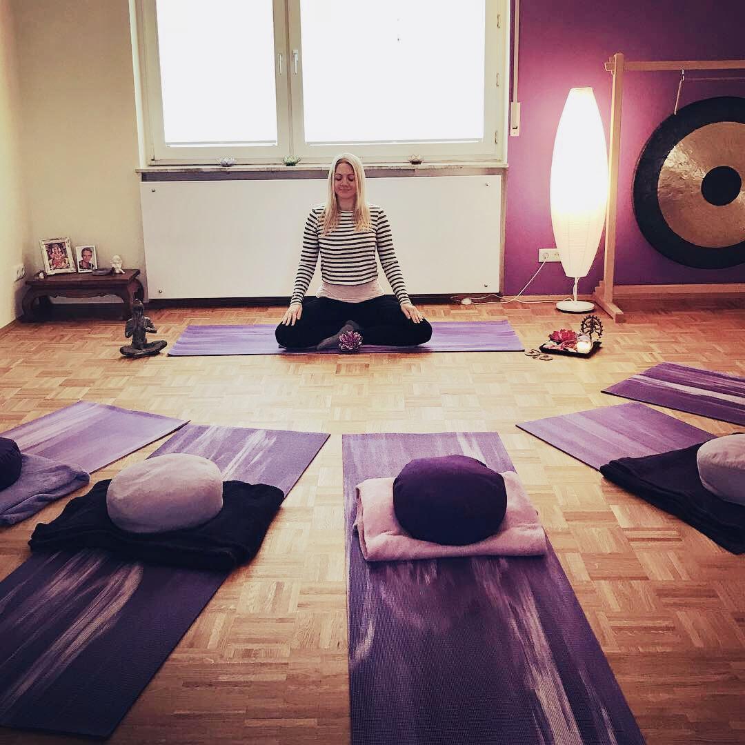 Gemeinsam meditieren Kurs Langen