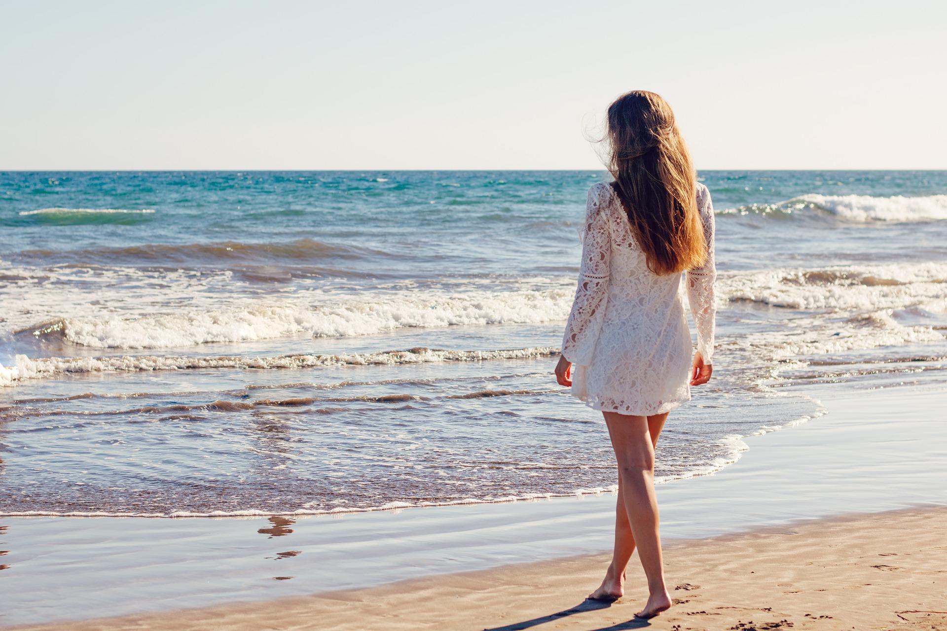 Meditation Skript Text Strandspaziergang Traumreise