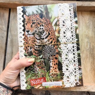 A5 Handmade Junk Journal