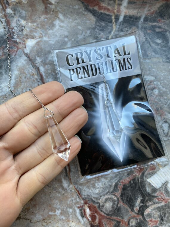 Bleikristall Pendel